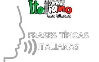 Frases típicas italianas
