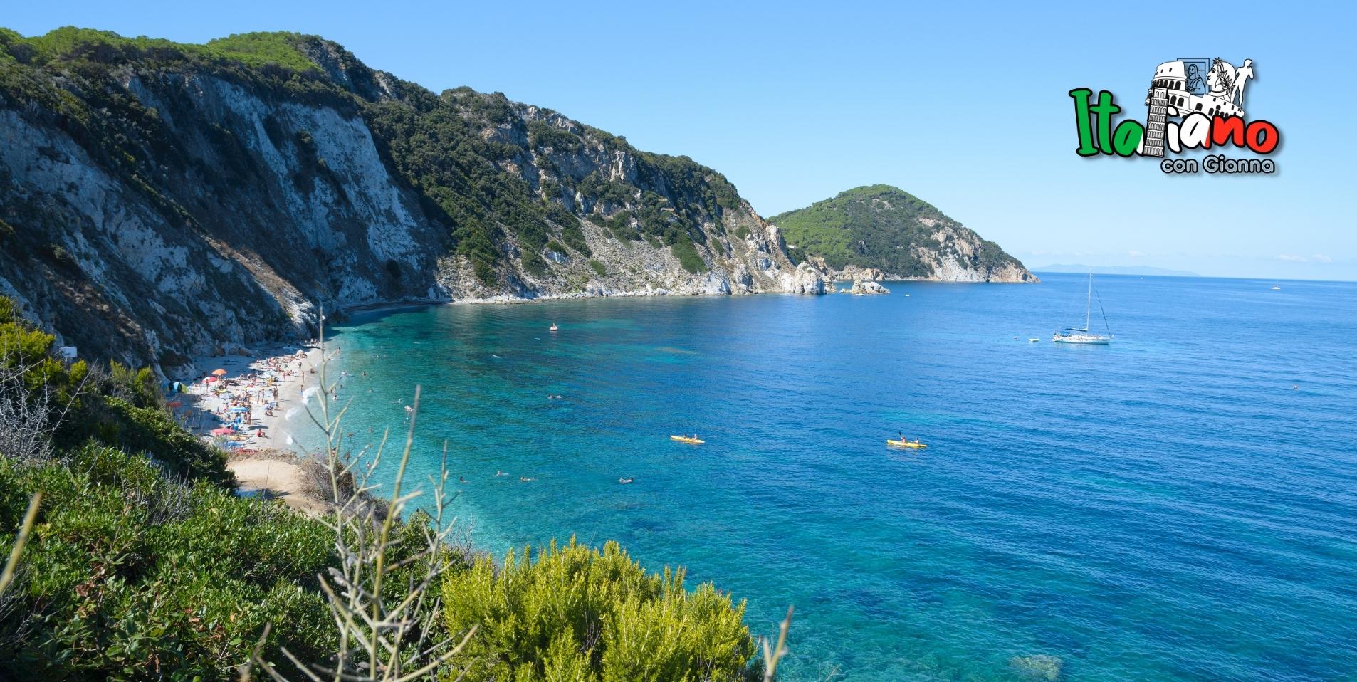 Isla de Elba turismo en Italia