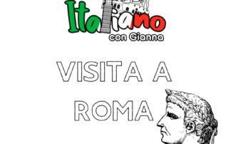 Visita a roma clases de italiano